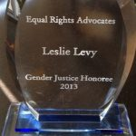 Equal Rights Advocates Honors Leslie Levy