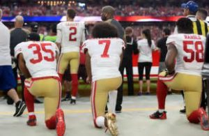 Can Taking a Knee Get a Football Player Fired?