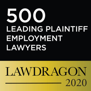 Logo of the Lawdragon leading employment lawyers