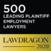 Lawdragon names Wendy Musell as one of the 500 Leading Plaintiff Employment Lawyers